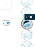 {2012} NTN Corporation Integrated Report