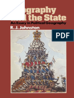 Johnston - Geography and the State