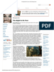Cynic - The Right to Be Poor _ Issue 118 _ Philosophy Now