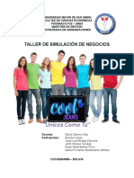 MODELO DE NEGOCIO PARA EMPRESA DE JEANS