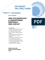Modul Pbl - Student Guidance Respirasi Case 1-7