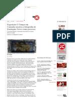 Exposição O Tempo Em Camadas Mostra a Fotografia de Eustáquio Neves Como Processo - Jornal Do Commercio