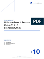 10. French Rhythm