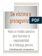 De víctima a protagonisa