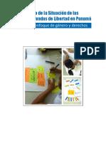 Diagnóstico de las Mujeres Privadas de Libertad en Panamá
