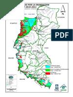 MAPA_Zona Afectadas Por La Inundacion 2010-2011