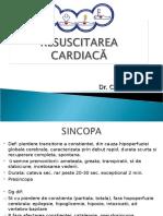 Sincopa Si Resuscitarea Cardiaca