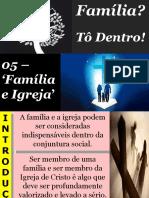 05 - Família e Igreja