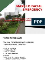 3. Dr. Urip - Maxillo Facial Emergency