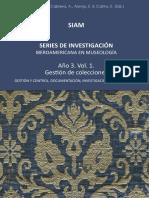 Series de Investigación Iberoamericana en Museología