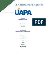 Tarea-1 de Metodologia de La Investigacion I (Altagracia Gil Veloz)