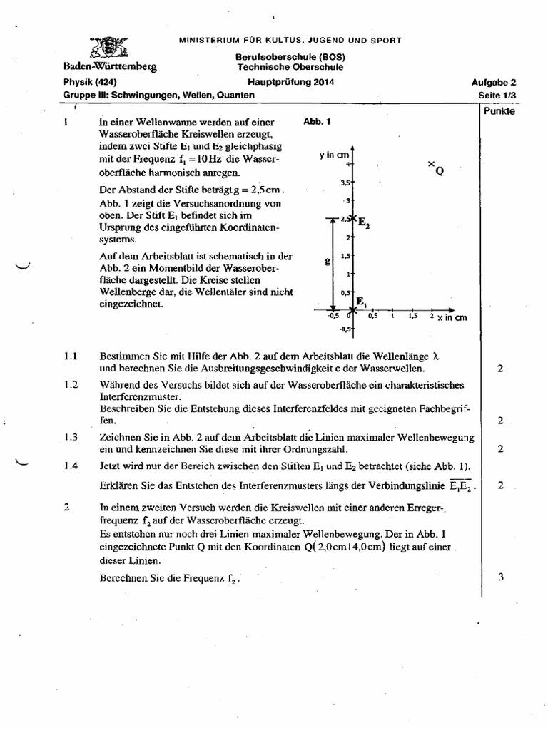 Wunderbar Wellen Berechnungen Arbeitsblatt Bilder - Mathe ...