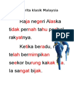 Cerita klasik Malaysia.doc