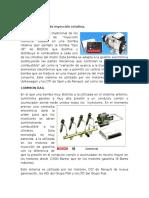 Tipos de Inyeccion Diesel
