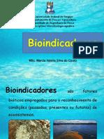 Aula 2 - Bioindicadores
