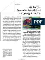 Forças Armadas Brasileiras no pós-Guerra Fria