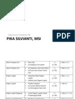 Tabel Kontingensi 2x2 2 Binomial Multinomial Beda Proporsi RR