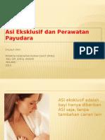 Asi Eksklusif dan Perawatan Payudara.pptx