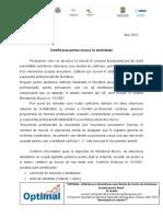 Articol_ Certificarea Pentru Munca in Strainatate