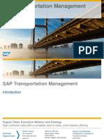SAP TM 93 Overview