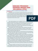 299297866-Panduan-Program-Pendidikan-Pasien-Dan-Keluarga.docx