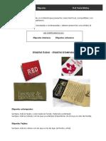Ficha de Etiquetas
