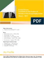 Ezekiel Owuor - KRU Manifesto 2017