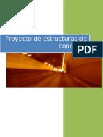Proyecto de Estructuras de Concreto