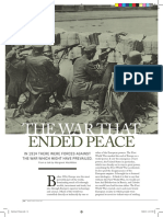 Wartime Issue 67 the War That Ended Peace