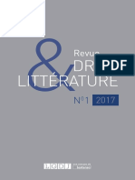 RevueDroitLitterature_LextensoEtudiant_Numero1