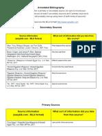 annotated bibliography - kira siteman - google docs