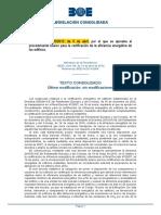 Real Decreto 2352013