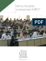 Como Ha Sido El Examen MIR 2016 2017 5TRa
