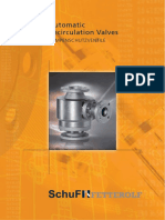 07 Pumpenschutzventile Automatic Recirculation Valve Brochure