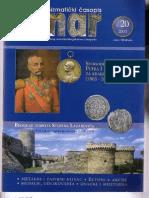 Serbia Dinar 20-2003