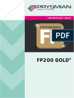 FP200 Gold Solid_4mm