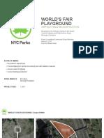 World's Fair Playground