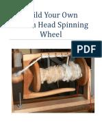 Indian Head Spinning Wheel