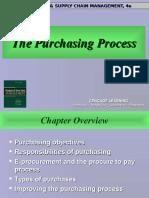 3. Purchasing