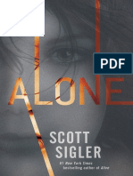 ALONE by Scott Sigler - 50 Page Friday