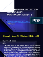A. Dr. Kiki - WS Workshop_Fluid_Transfusion Dr Kiki Jam 13