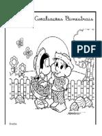 Avaliação Bimestral de Língua Portuguesa Leila