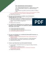 Examen Enfermedad Profesional 2