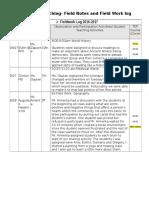 341042309-field-work-binder-and-log-fall
