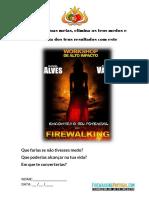 manual Firewalking Portugal - Formando