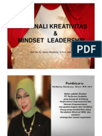 12. Mindset Leadership
