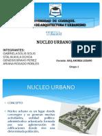 Nucleo Urbano
