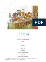 business plan student sample