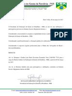 Portaria FKR 003-2017 - Designação Do Diretor Jurídico