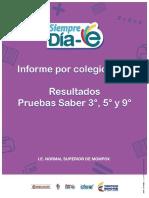 Informe Del Colegio